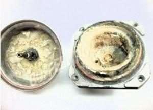 probleme de chauffe café calcaire chaudière résistance machine à café