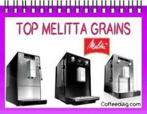 Top machine expresso a grain broyeur melitta expresso