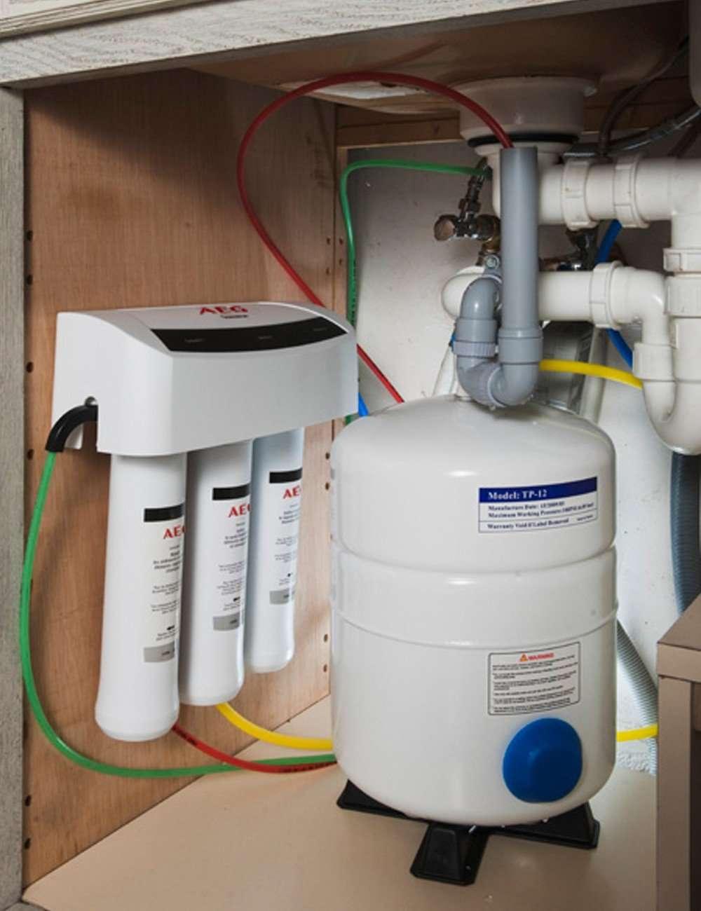 L'osmoseur est un systeme de filtration facile a installer pour l'eau du café